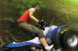 ATV na Selva