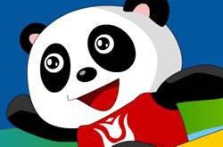 corrida dos pandas