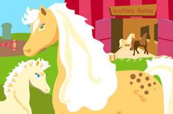 Barbie Cavalos