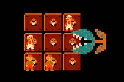 Jogo do Mario Come Come