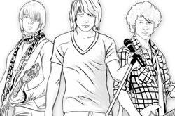 Jogo dos Jonas Brothers