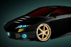 Tunar a Lamborghini