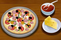Preparar a Pizza