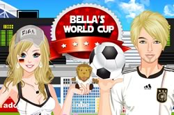 Vestir Copa do Mundo