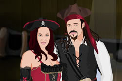 Beijo dos Piratas