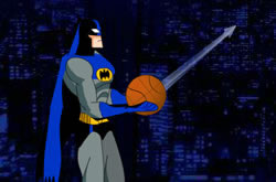 Batman Basket
