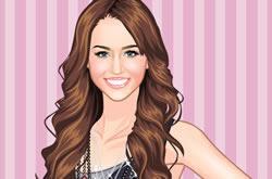 Miley Cyrus Dress Up