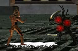 Alien VS Predador